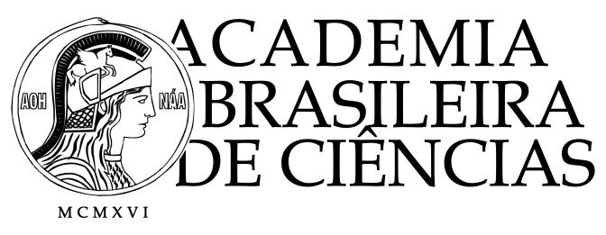 Diplomação Membros Afiliados da Academia Brasileira de Ciências
